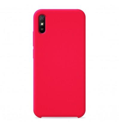 Coque Xiaomi Redmi 9A / 9AT / 9i Silicone Soft Touch - Rose