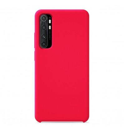 Coque Xiaomi Mi Note 10 Lite Silicone Soft Touch - Rose