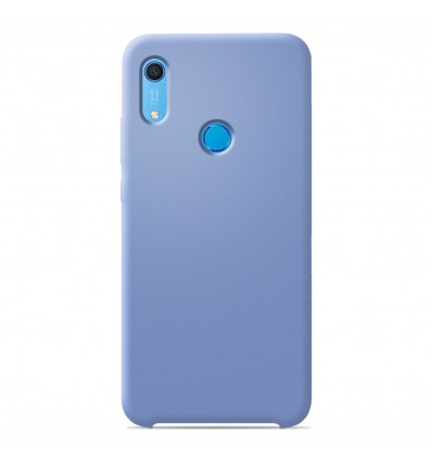 Coque Huawei Y6S Silicone Soft Touch - Bleu Ciel