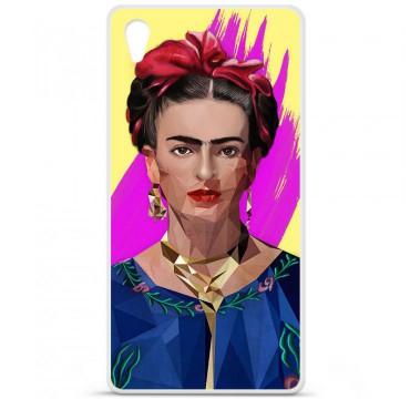 Coque en silicone Sony Xperia Z5 - ML Modern Frida