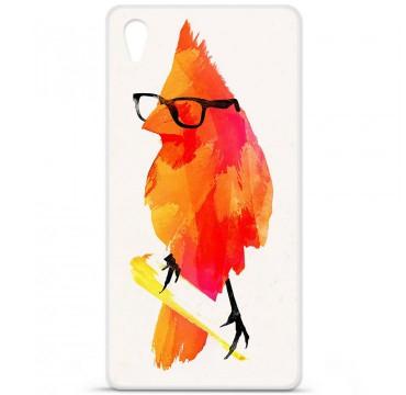 Coque en silicone pour Sony Xperia Z5 - RF Punk Birdy