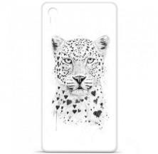 Coque en silicone Sony Xperia Z5 Premium - BS Love leopard