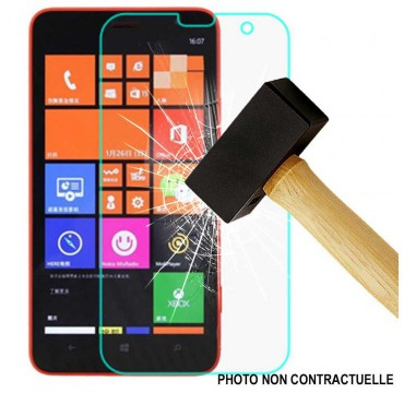 Film verre trempé pour Nokia Lumia 535 protection écran