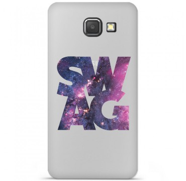 Coque en silicone Samsung Galaxy A3 2016 - Swag Space
