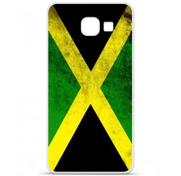 Coque en silicone pour Samsung Galaxy A3 2016 - Drapeau Jamaïque