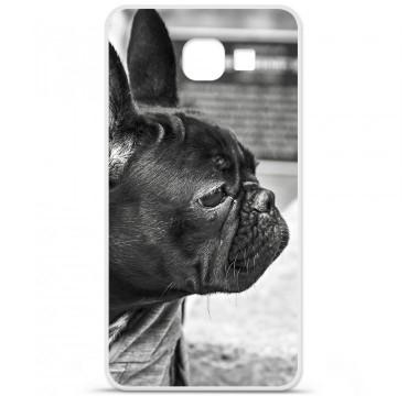 Coque en silicone pour Samsung Galaxy A3 2016 - Bulldog