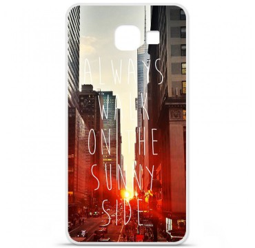 Coque en silicone pour Samsung Galaxy A3 2016 - Sunny side
