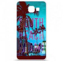 Coque en silicone Samsung Galaxy A3 2016 - South beach miami