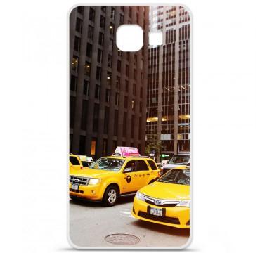 Coque en silicone pour Samsung Galaxy A3 2016 - NY Taxi