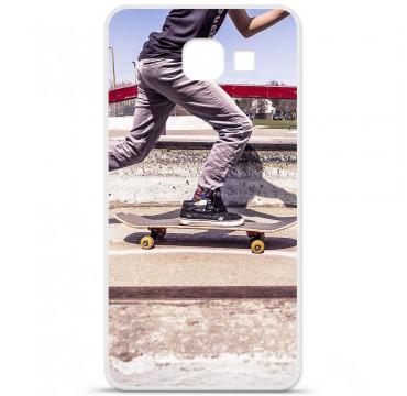 Coque en silicone pour Samsung Galaxy A3 2016 - Skate