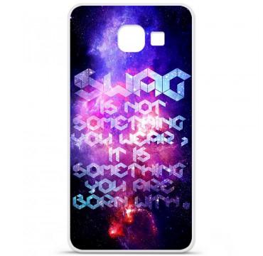 Coque en silicone pour Samsung Galaxy A3 2016 - Cosmic swag