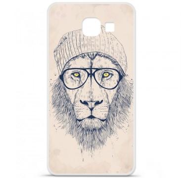 Coque en silicone pour Samsung Galaxy A3 2016 - BS Cool Lion