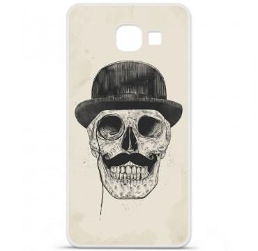 Coque en silicone pour Samsung Galaxy A3 2016 - BS Class skull