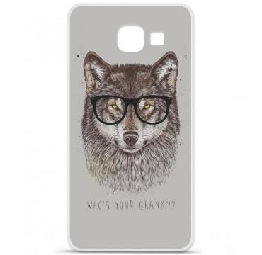 Coque en silicone Samsung Galaxy A3 2016 - BS Granny
