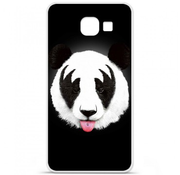 Coque en silicone Samsung Galaxy A3 2016 - RF Kiss Of Panda