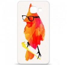 Coque en silicone Samsung Galaxy A3 2016 - RF Punk Birdy