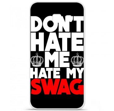 Coque en silicone pour Samsung Galaxy A5 2016 - Swag Hate