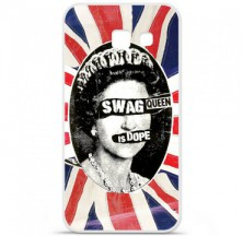 Coque en silicone Samsung Galaxy A5 2016 - Swag Queen