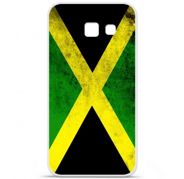 Coque en silicone pour Samsung Galaxy A5 2016 - Drapeau Jamaïque