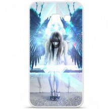 Coque en silicone Samsung Galaxy A5 2016 - Angel