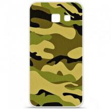 Coque en silicone Samsung Galaxy A5 2016 - Camouflage