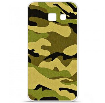 Coque en silicone pour Samsung Galaxy A5 2016 - Camouflage