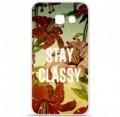Coque en silicone pour Samsung Galaxy A5 2016 - Stay classy