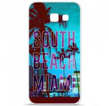 Coque en silicone Samsung Galaxy A5 2016 - South beach miami