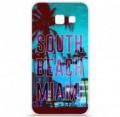 Coque en silicone pour Samsung Galaxy A5 2016 - South beach miami