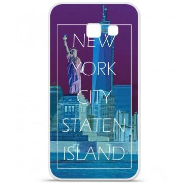 Coque en silicone pour Samsung Galaxy A5 2016 - New york