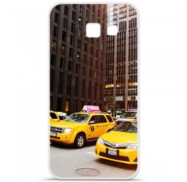 Coque en silicone pour Samsung Galaxy A5 2016 - NY Taxi
