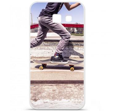Coque en silicone pour Samsung Galaxy A5 2016 - Skate