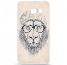 Coque en silicone Samsung Galaxy A5 2016 - BS Cool Lion