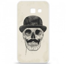 Coque en silicone Samsung Galaxy A5 2016 - BS Class skull