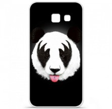Coque en silicone Samsung Galaxy A5 2016 - RF Kiss Of Panda