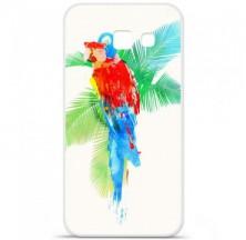 Coque en silicone Samsung Galaxy A5 2016 - RF Tropical party