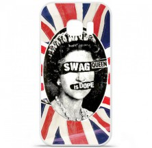 Coque en silicone Samsung Galaxy S7 - Swag Queen