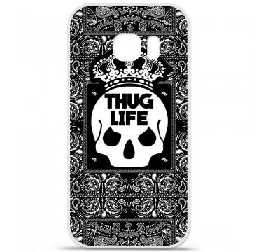 Coque en silicone pour Samsung Galaxy S7 - Thuglife
