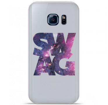 Coque en silicone pour Samsung Galaxy S7 - Swag Space