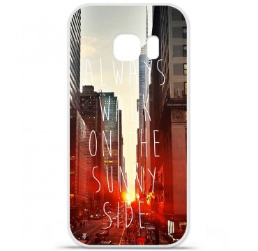 Coque en silicone pour Samsung Galaxy S7 - Sunny side