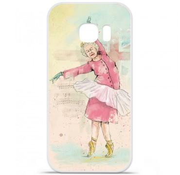 Coque en silicone pour Samsung Galaxy S7 - BS Dancing Queen