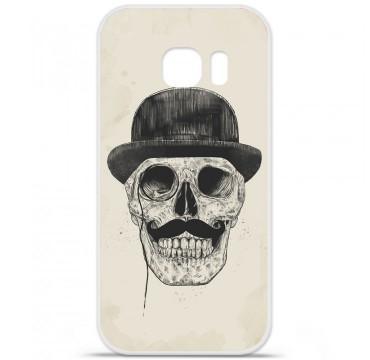 Coque en silicone Samsung Galaxy S7 - BS Class skull