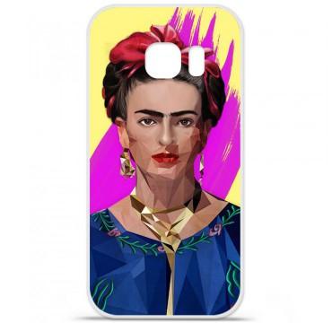 Coque en silicone pour Samsung Galaxy S7 - ML Modern Frida