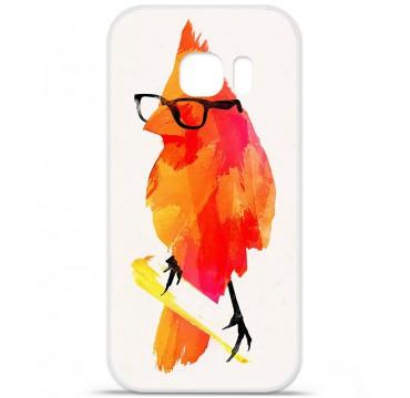 Coque en silicone Samsung Galaxy S7 - RF Punk Birdy