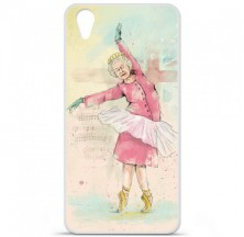 """Coque en silicone Alcatel One Touch Idol 3 4.7"""" - BS Dancing Queen"""