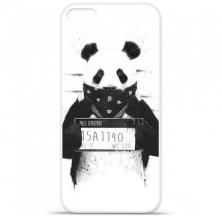 Coque en silicone Apple iPhone 5 / 5S - BS Bad Panda