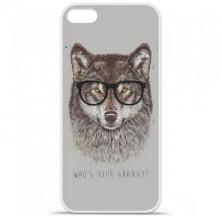 Coque en silicone Apple iPhone 5 / 5S - BS Granny