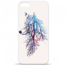 Coque en silicone Apple iPhone 5 / 5S - RF My roots