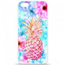Coque en silicone Apple iPhone 5C - Ananas