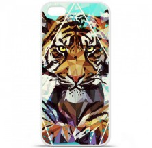 Coque en silicone Apple iPhone 5C - ML It Tiger
